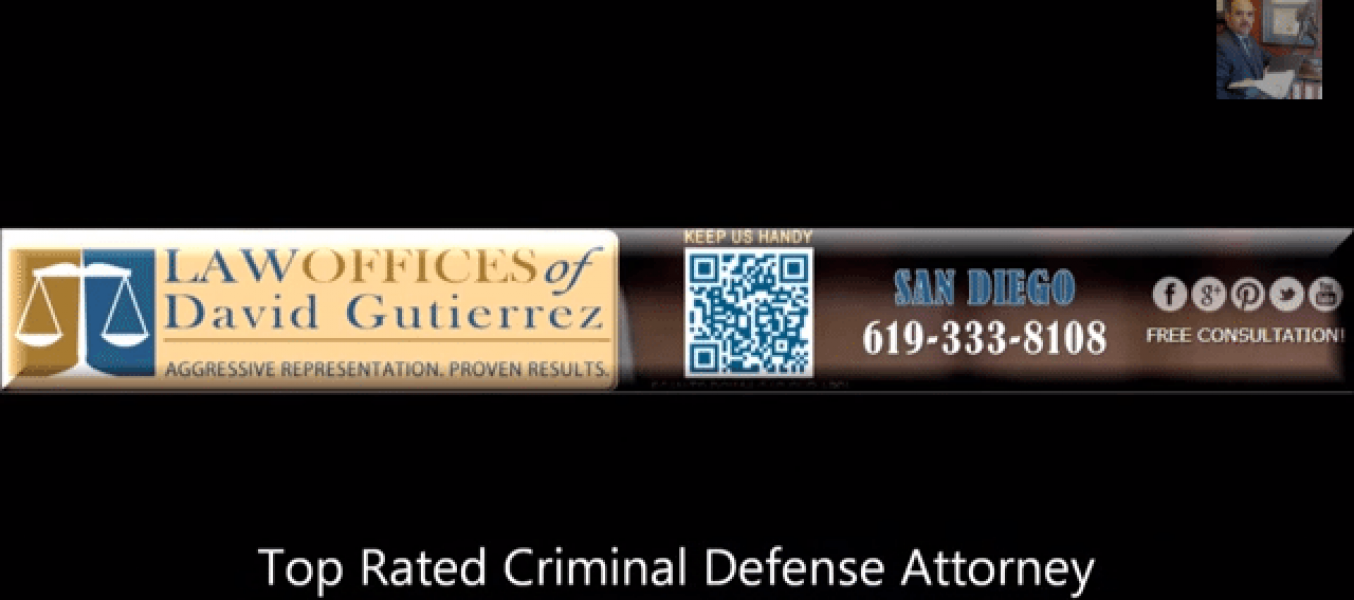 Criminal Defense Attorney Chula Vista