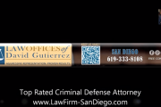 Chula Vista Criminal Defense Lawyers | DUI Attorneys Chula Vista