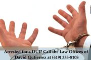Chula Vista DUI Attorney, DUI Lawyer Chula Vista, DUI Attorney in Chula Vista