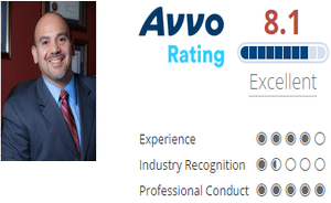 Avvo Rating - Excellent