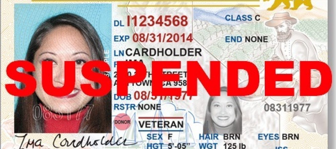 Driving With Suspended License In San Diego - Is It A Crime?